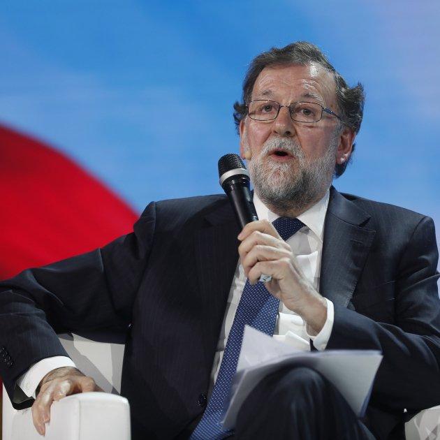 Pifia Monumental De Rajoy Da El Pésame Por Un Rubalcaba Que