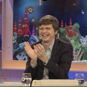 Marc Giró Loles León Control T TV3