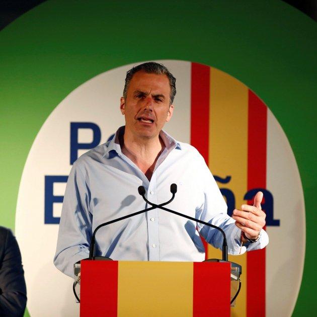 Javier Ortega Smith EFE