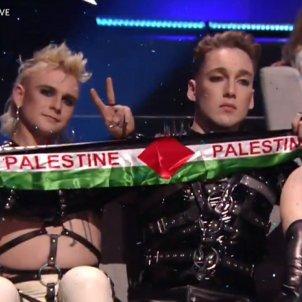 eurovisio islandia palestina