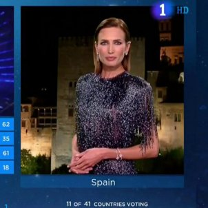 Nieves ALvarez Eurovision rtve.es