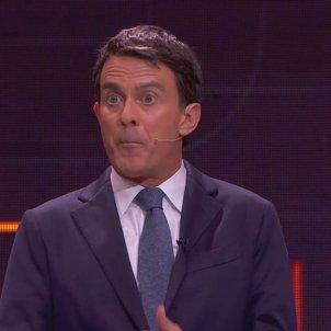 Manuel Valls debat ganyota TV3