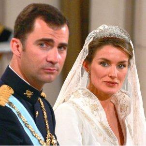 Casament Felip Leticia  Gtres