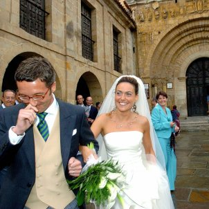Batet Lasalle boda EFE
