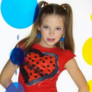 maria isabel lopez eurovision junior