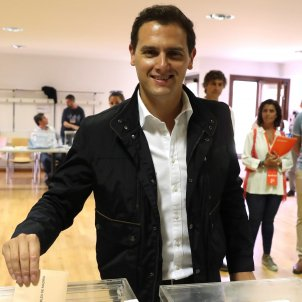 Albert Rivera 26-M - Efe