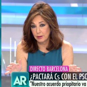 Arrimadas Ana Rosa 2 Telecinco