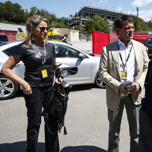Manuel Valls Susana Gallardo GTRES