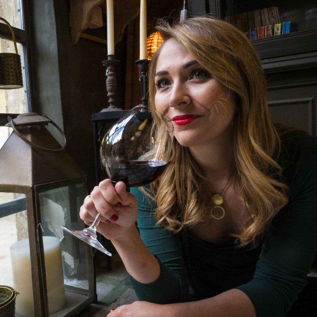 Meritxell Falgueras l'ànima del vi Mònica Pérez