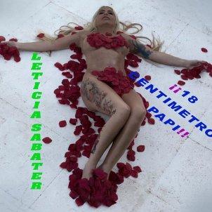 Leticia Sabater 18 centimetros 3 @leticiasabateralonso
