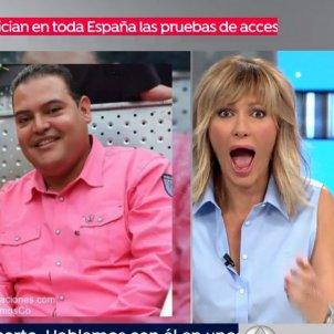 Susanna Griso Estafa Antena 3