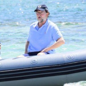 Mariano Rahoy barca Formentera GTRES