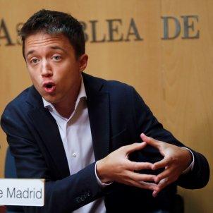 Iñigo Errejon Asamblea EFE
