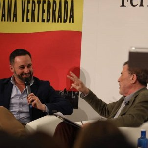 Abascal Sanchez Drago @santi abascal