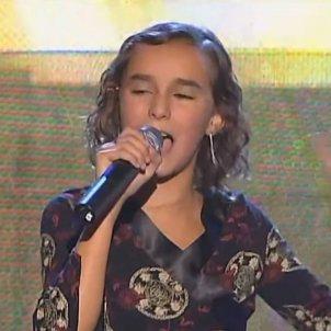Blanca Liquete 2 Eurojunior @RTVEes