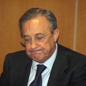 Florentino Perez president ACS Reial Madrid - ACN