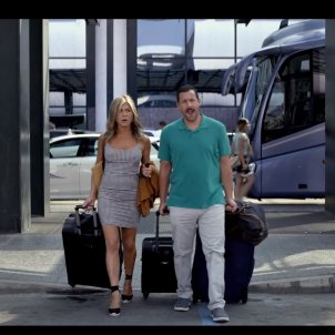 Jennifer Aniston Adam Sandler Criminales en el Mar 3 NETFLIX