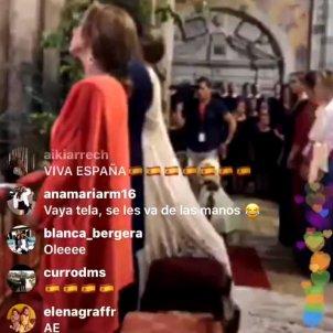 maria pombo boda instagram hola