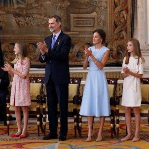 Casa Reial Aplaudiments EFE