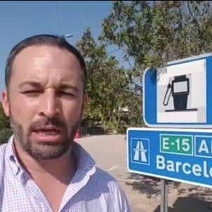 Abascal benzina @santi abascal
