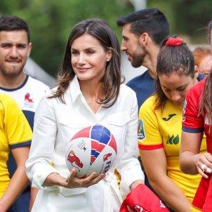 leticia cara rugby EFE