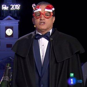 Ramon Garcia campanades TVE