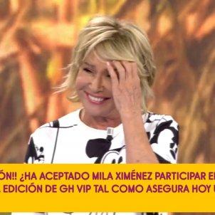 Mila Ximenez ghvip Telecinco