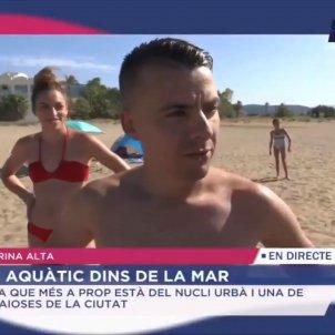 Madrileny platja Denia Àpunt