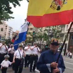 Santander nen bandera franquista @jennvzquez