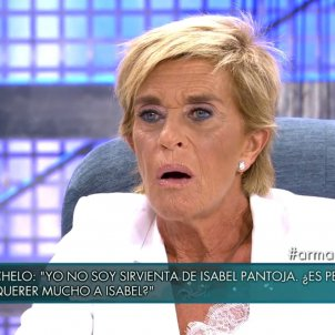 Chelo Garcia Cortes Deluxe Telecinco