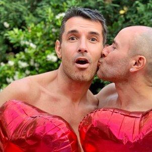 Jesus Vazquez i marit @jvazquezoficial