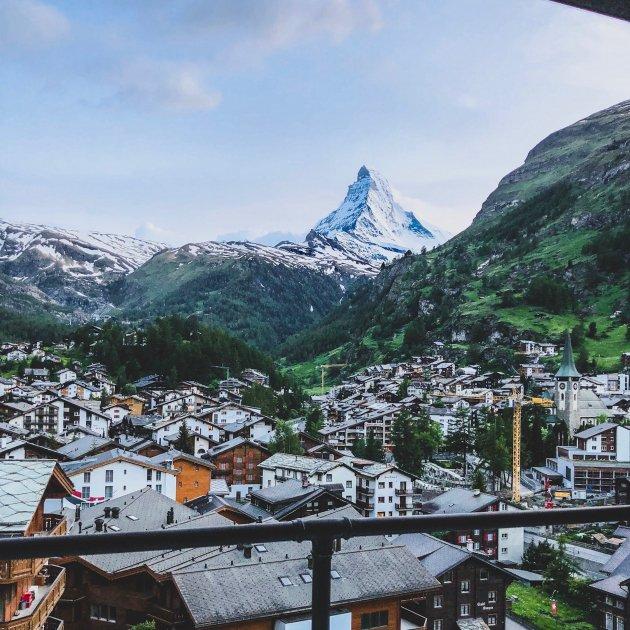 Zermatt - Unsplash