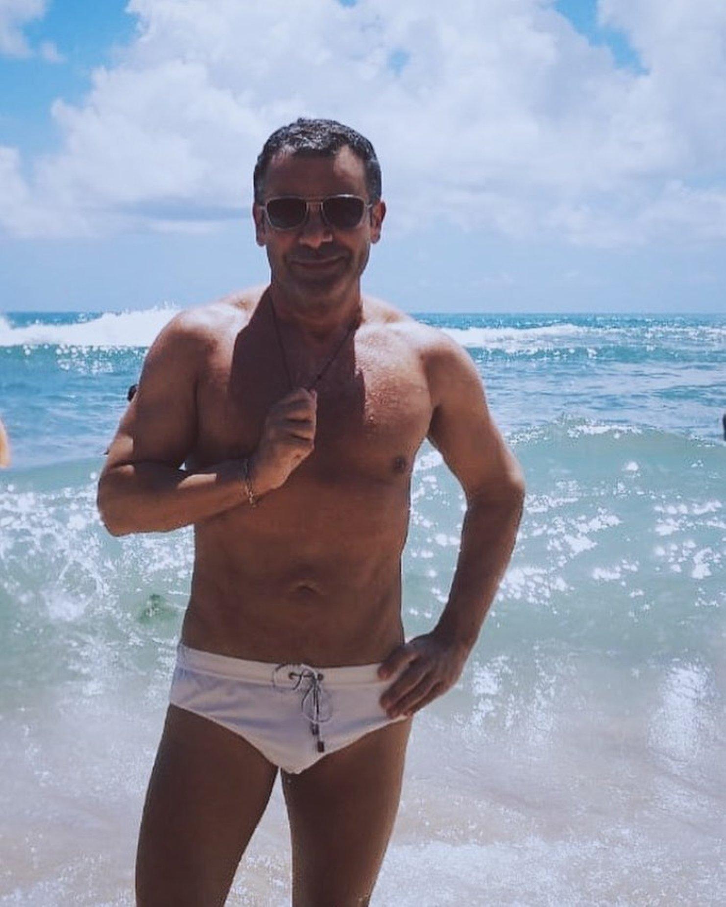 Jorge Javier Vázquez Se Desnuda En Redes Y Las Reacciones Le Hacen