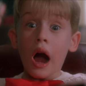 Macaulay Culkin Home Alone wow