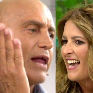 Matamoros vs Laura Fa Salvame Telecinco