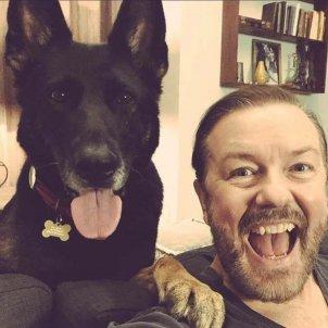 Ricky Gervais gos @rickygervais