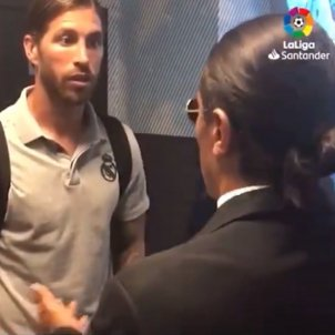 sergio ramos video angles