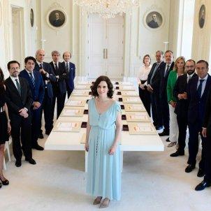 Isabel Diaz Ayuso Gobierno Madrid @idiazayuso