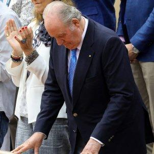 Juan Carlos I Infanta Elena GTRES