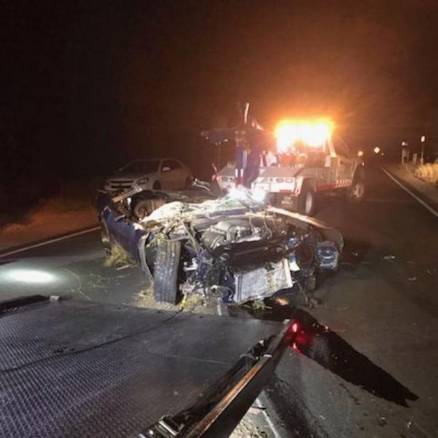 accident cotxe kevin hart twitter