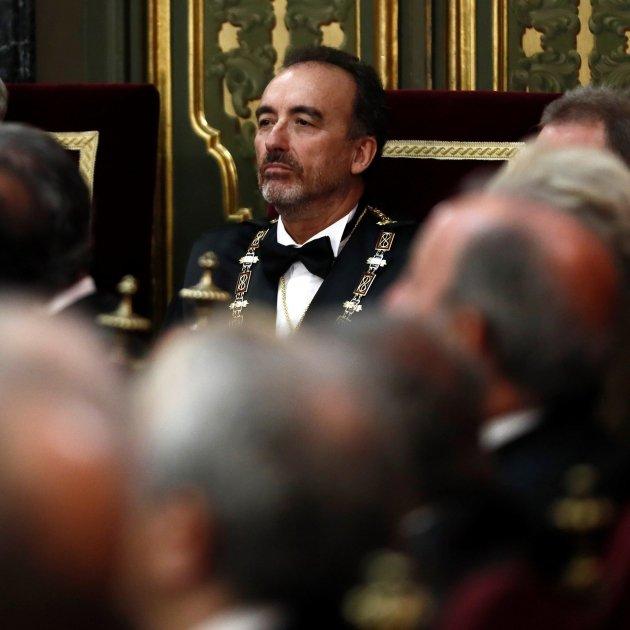 Manuel Marchena Tribunal Suprem EFE