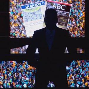 Toni soler fosques caos esta passant TV3