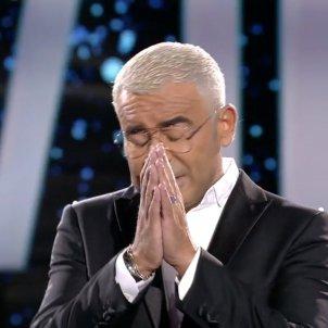 Jorge Javier tremolos GH VIP Telecinco
