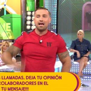 Rafa Mora fora Salvame Telecinco