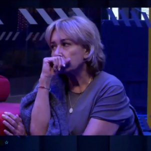 Mila Ximenez cara salvacio Hugo Telecinco