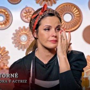 Marta Torne plora Masterchef Celebrity RTVE