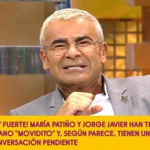 Jorge Javier movida Patiño Salvame Telecinco