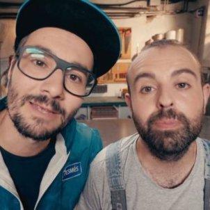 Jair Dominguez Peyu Bricoheroes 2 TV3