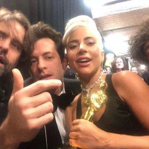 Mark Ronson Lady Gaga @iammarkronson