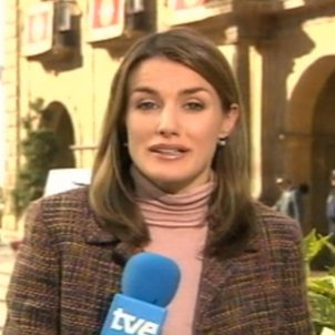 Leticia reportera RTVE.es